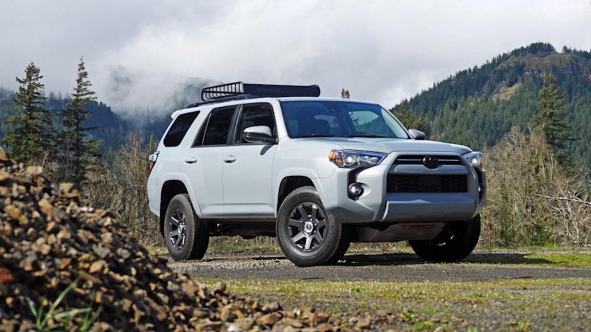 2022 toyota 4runner review | the old boy's back again