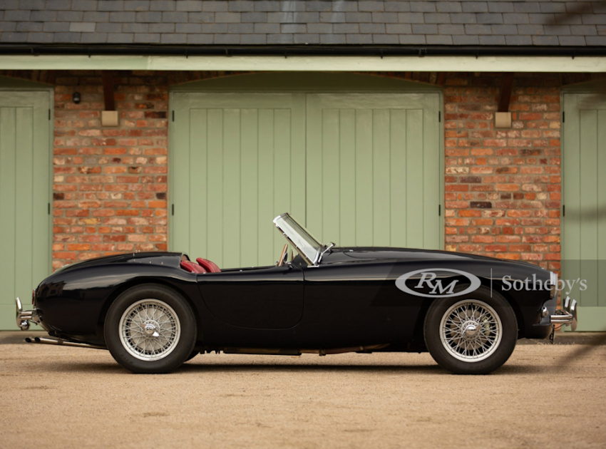 1960 ac ace bristol is one of 14 like it