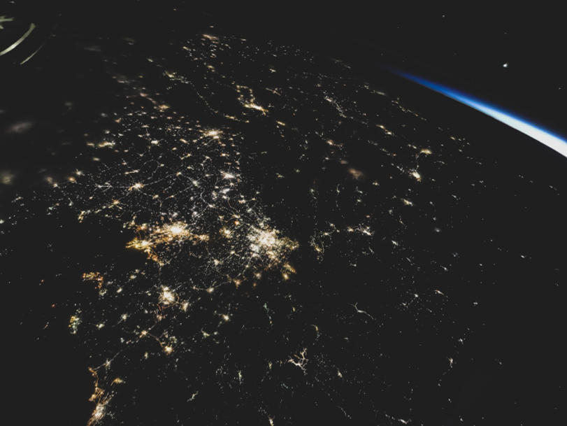 these smartphone photos of earth from space by china's shenzhou 12 astronauts are just gorgeous