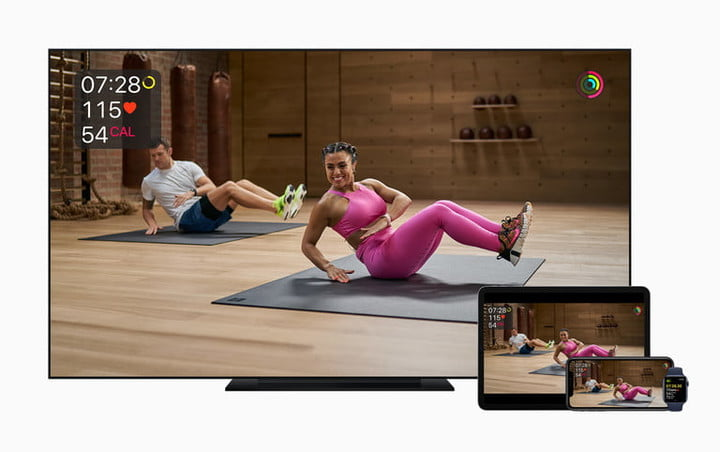 streaming fitness services, proactive evergreen, fitness service, apple fitness, amazon halo fitness