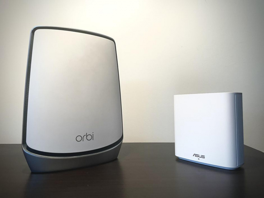 asus zenwifi xd6 review: a middle child among mesh routers