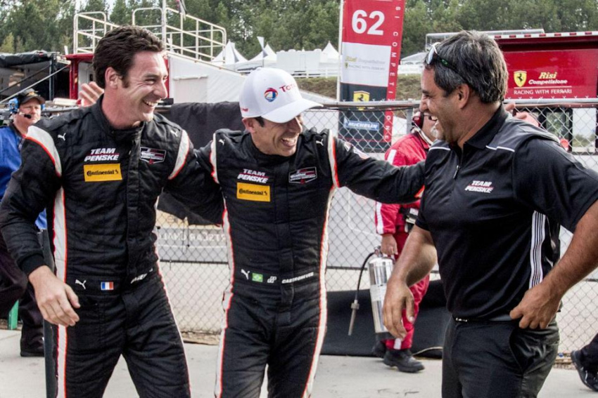 castroneves revels in a second indycar life and helio 2.0