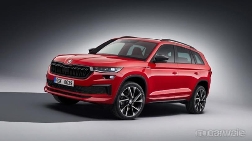 bs6 skoda kodiaq facelift to be launched in india in january 2022