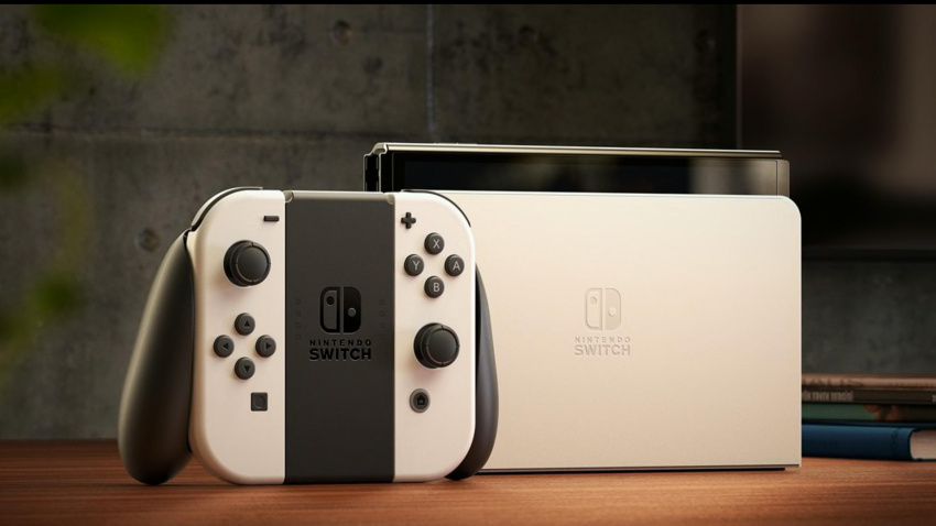 nintendo oled switch gets (carefully) torn apart, revealing internal changes