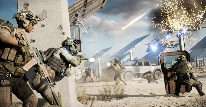 video games, dice, first-person shooter, games, hazard zone, battlefield 2042, electronic arts, multiplayer, gaming, ea, news