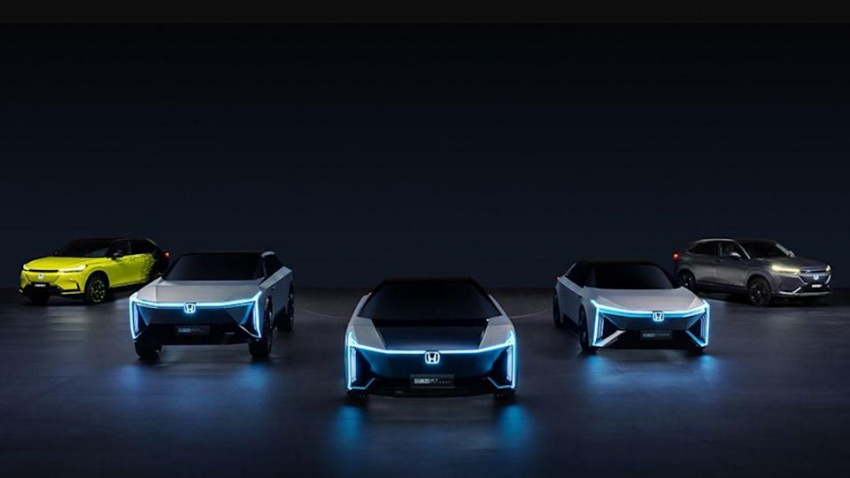 honda will launch a new ev sub-brand, but not here