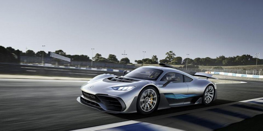 the mercedes-amg one will finally begin production in 2022