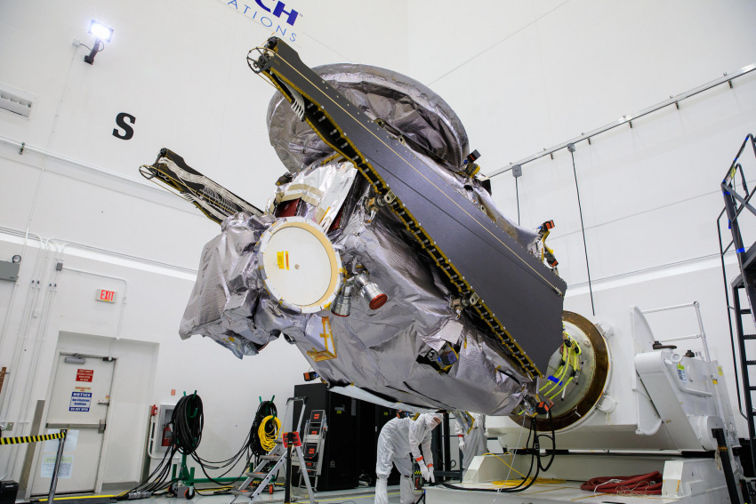 watch live today: nasa talks science of lucy mission to jupiter's trojan asteroids