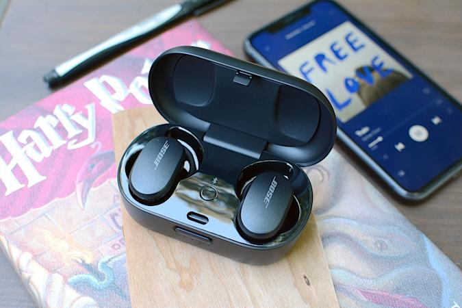 bose quietcomfort earbuds, streamshopping, bose, commerce, shopping, engadgetdeals, gear, news, thebuyersguide